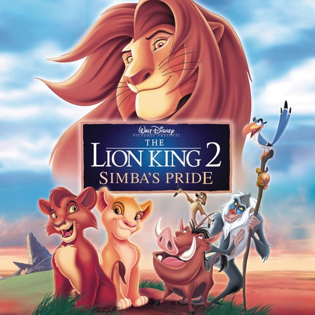 The Lion King 2: Simba's Pride - 1