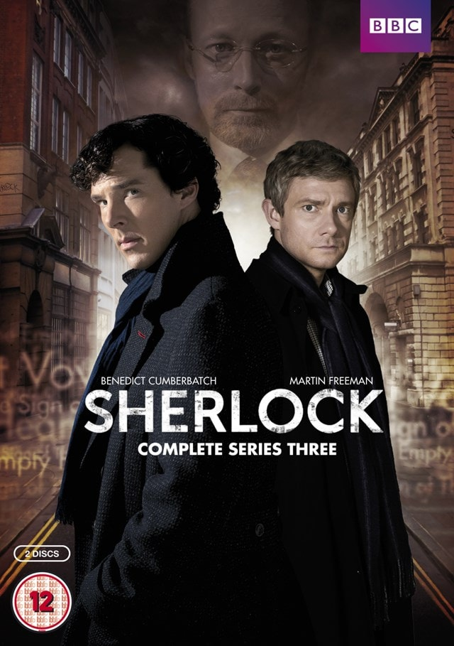 Sherlock: Complete Series Three - 1