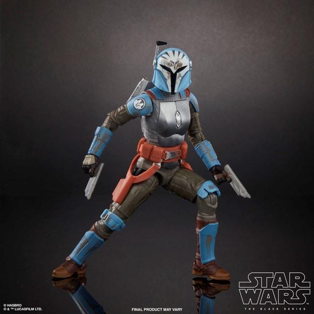 Bo-Katan Kryze: The Mandalorian: Star Wars The Black Series Action Figure - 2
