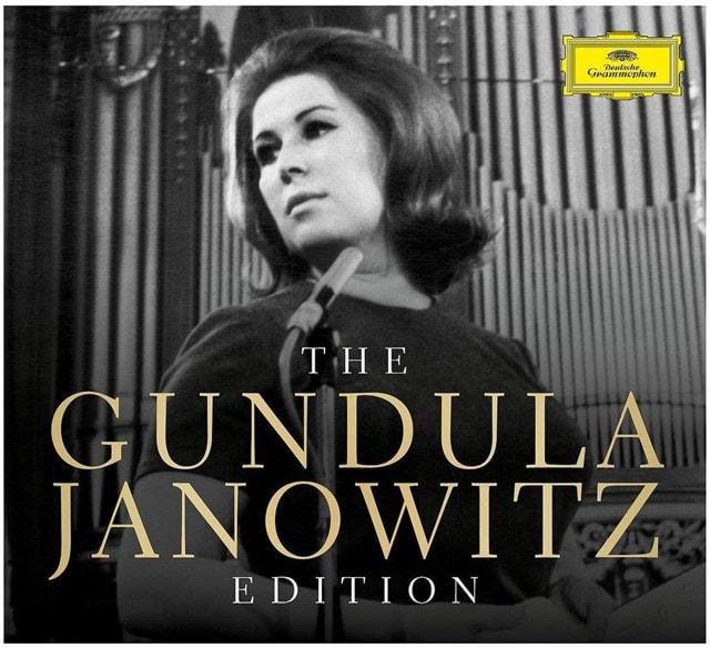 The Gundula Janowitz Edition: New Version - 1