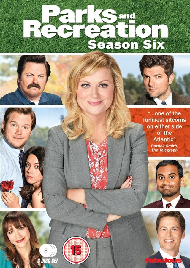 Parks and Recreation: Season Six - 1