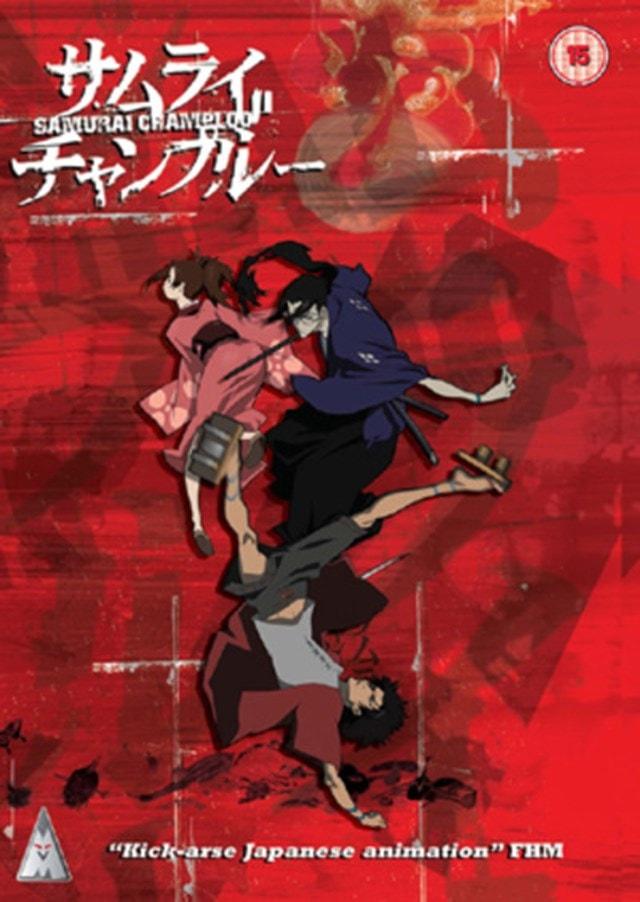Samurai Champloo: Collection - 1