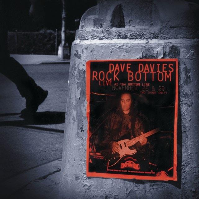 Rock Bottom: Live at the Bottom Line: November 26 & 29 - 1