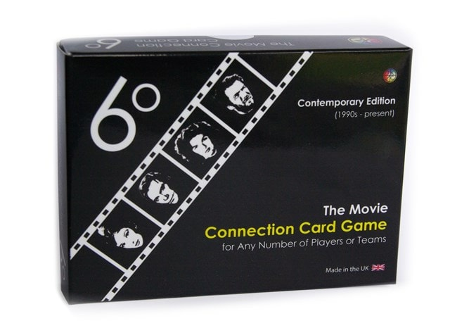6 Degrees: Movie Connection Card Game - 4
