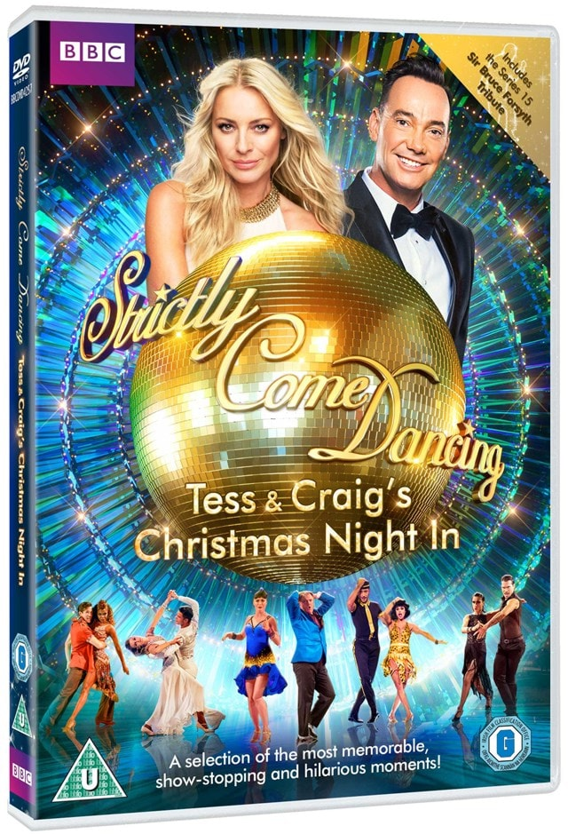 Strictly Come Dancing: Tess and Craig's Christmas Night In - 2