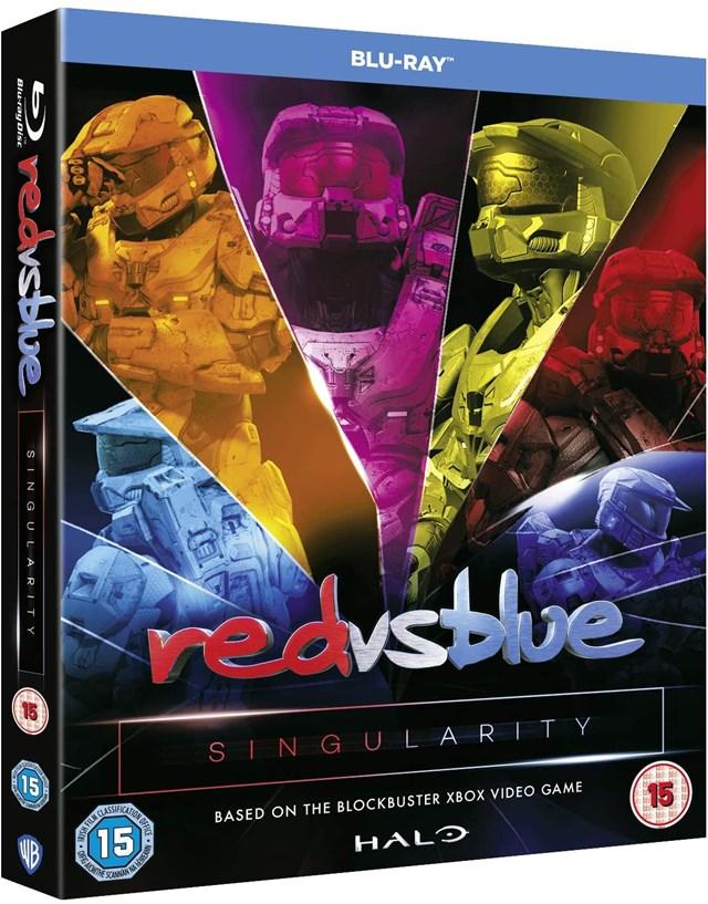 Red Vs Blue: Singularity - 2