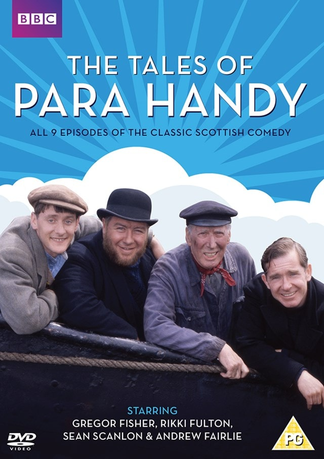 The Tales of Para Handy - 1