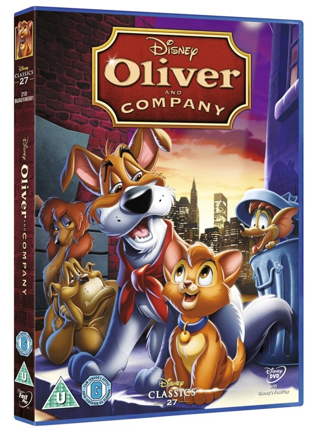 Oliver and Company - 4