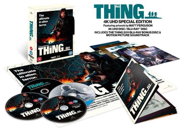 The Thing Limited Collector's Edition - 1
