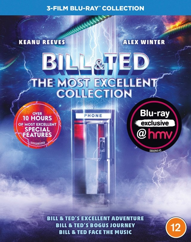 Bill & Ted: The Most Excellent Collection (hmv Exclusive) - 2