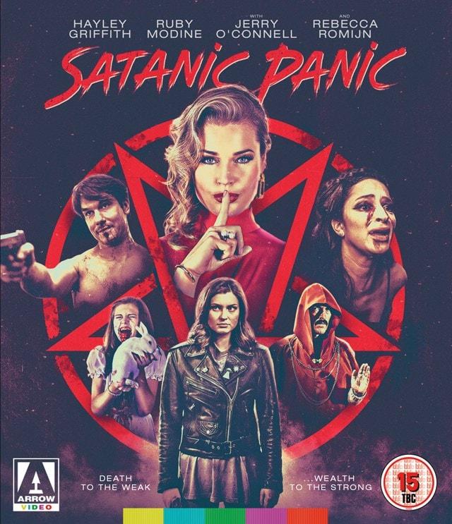 Satanic Panic - 1