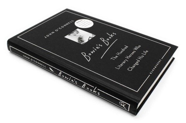 Bowie's Books: The Hundred Literary Heroes Who Changed His Life - 4