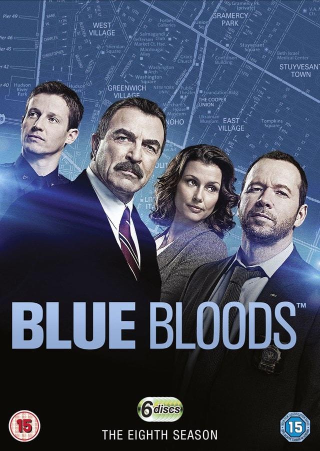 Blue Bloods: The Eighth Season - 1