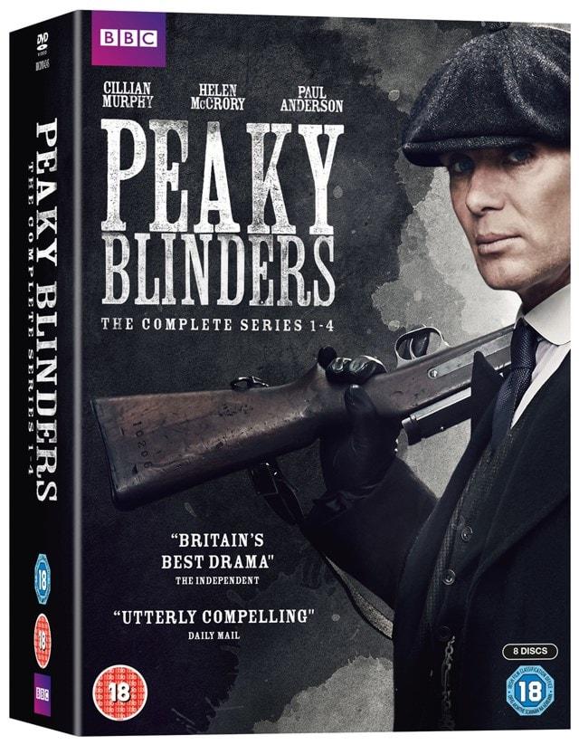 Peaky Blinders: The Complete Series 1-4 - 2