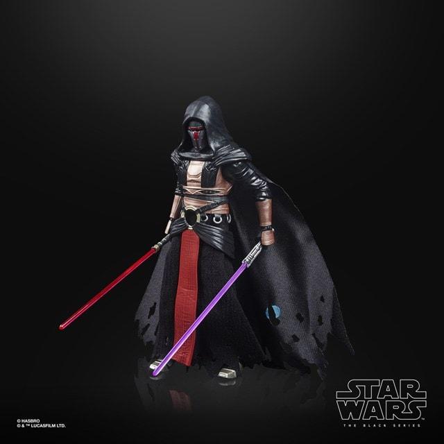 Darth Revan Star Wars Black Series Archive Action Figure - 5