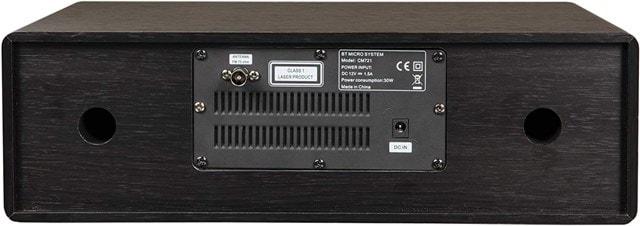 Crosley Metro Black Bluetooth HiFi System - 3
