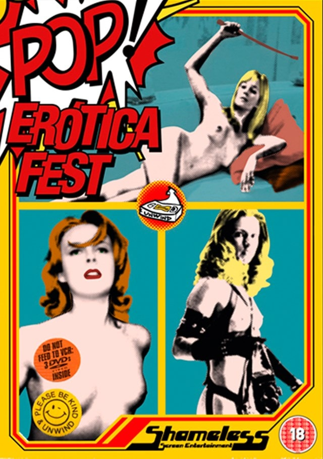 Shameless Pop Erotica Fest - 1
