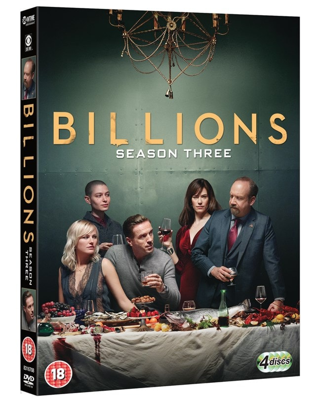 Billions: Season Three - 2