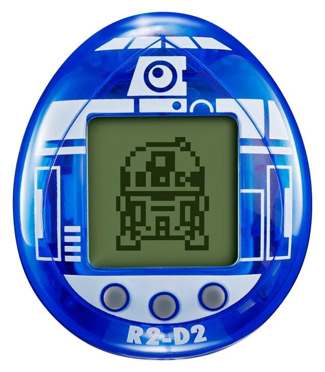 Star Wars: R2-D2: Blue Tamagotchi - 1