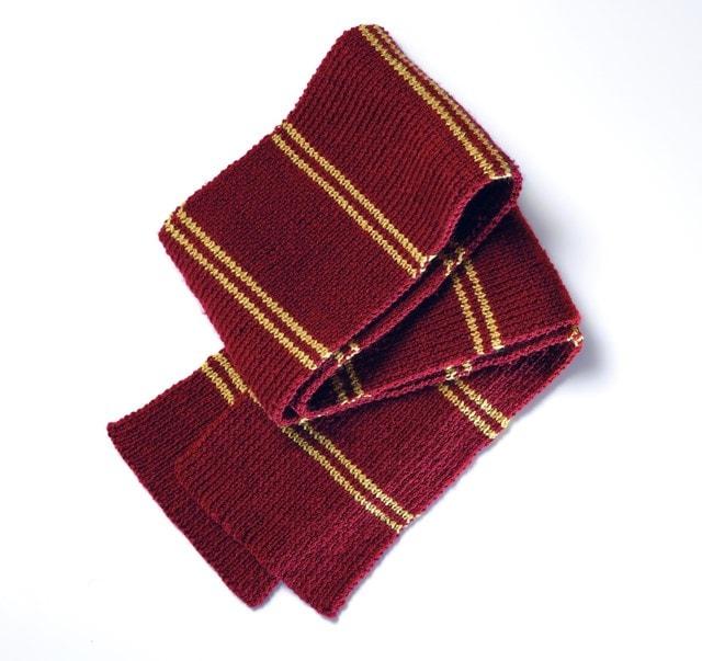 Gryffindor House Scarf: Harry Potter Knit Kit - 4