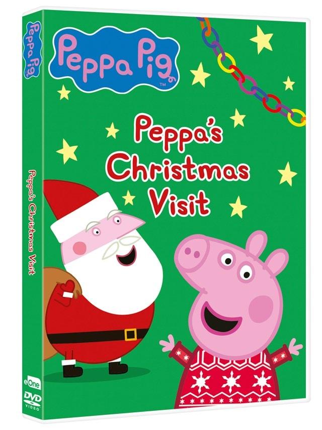Peppa Pig: Peppa's Christmas Visit - 2