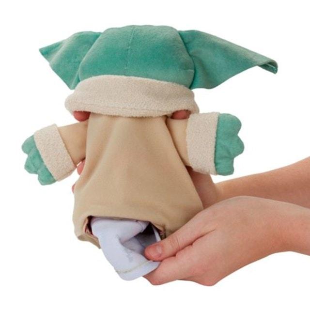 Star Wars: The Child (Grogu Baby Yoda) Hideaway Hover-Pram Plush - 4