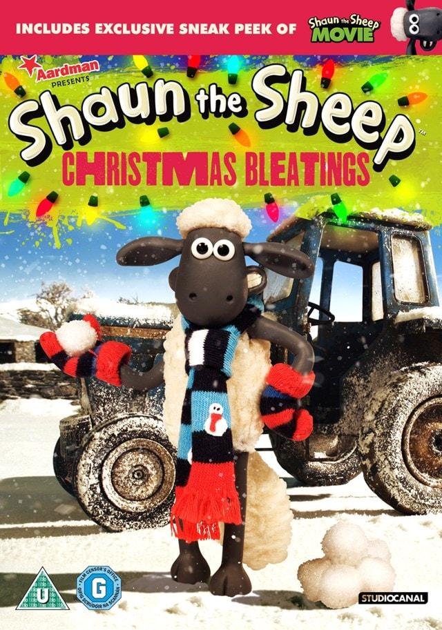 Shaun the Sheep: Christmas Bleatings - 1