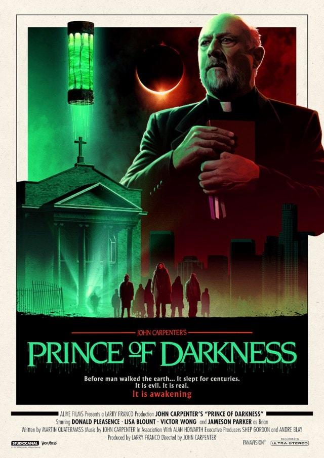 Prince Of Darkness: Matt Ferguson Movie Poster - 1