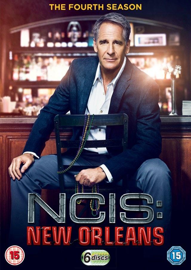 NCIS New Orleans: The Fourth Season - 1