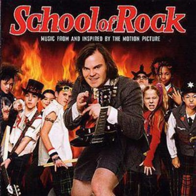 School of Rock: Music from and Inspired By the Motion Picture - 1