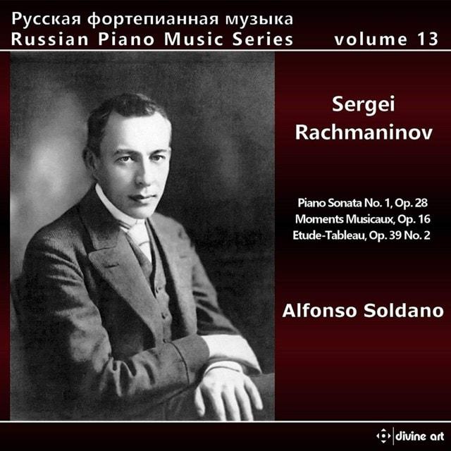 Sergei Rachmaninov: Piano Sonata No. 1, Op. 28/Moments Musicaux.. - 1