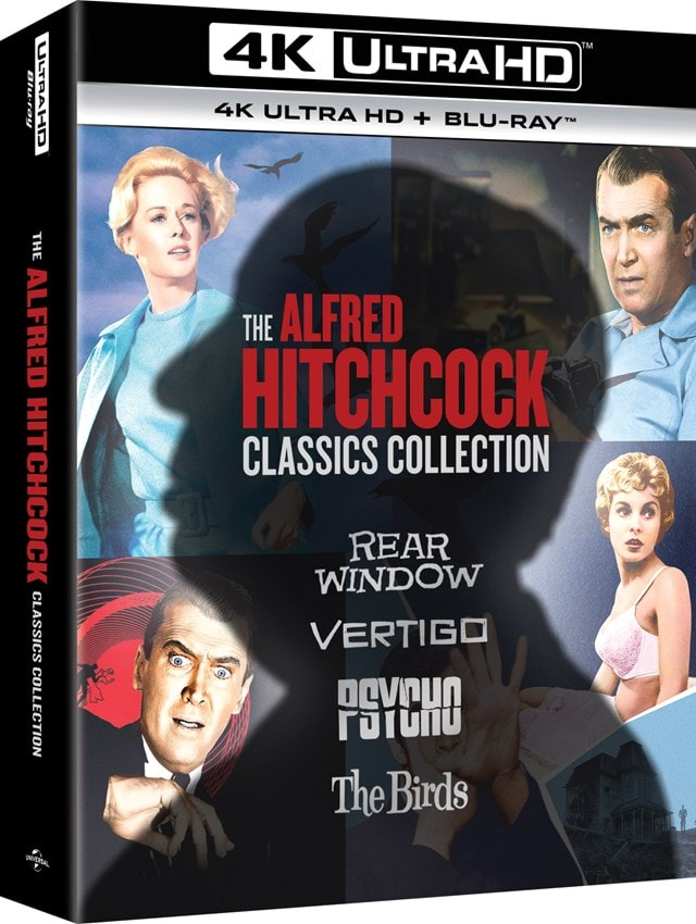 The Alfred Hitchcock Classics Collection - 2