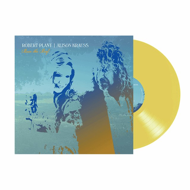 Raise the Roof - Limited Edition Clear Yellow Vinyl - 1