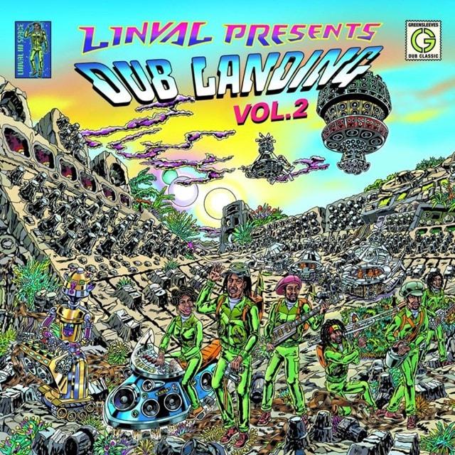 Linval Presents: Dub Landing - Volume 2 - 1