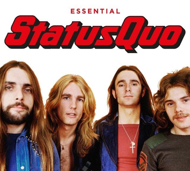 The Essential Status Quo - 1