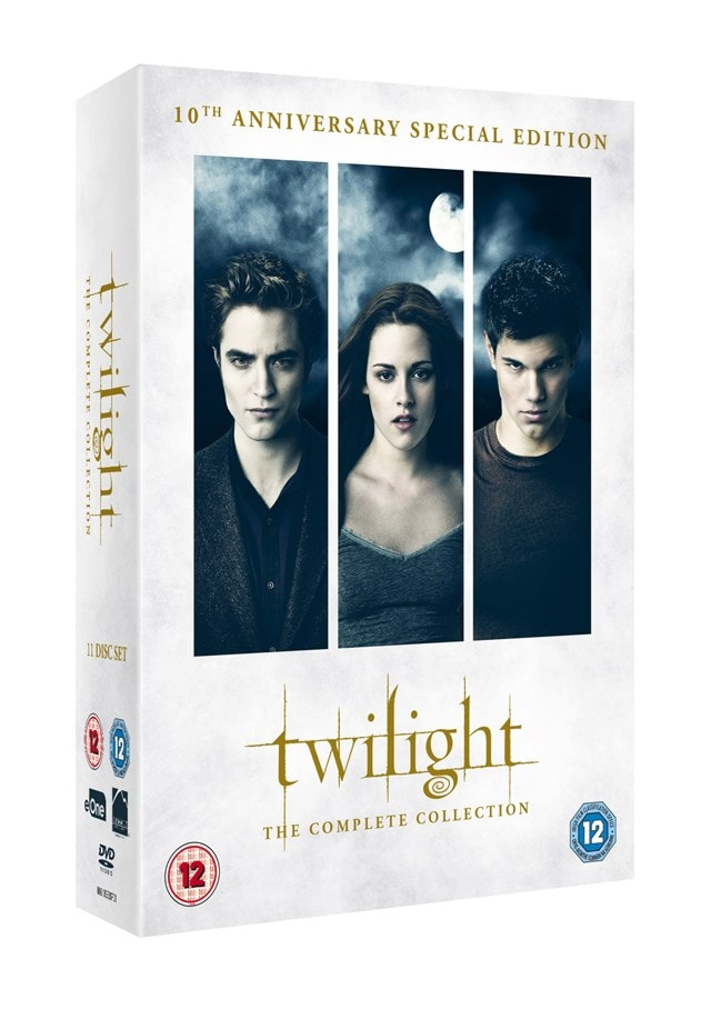 The Twilight Saga: The Complete Collection - 3