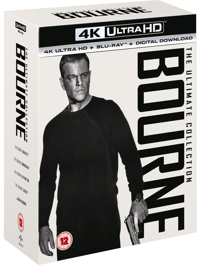 Bourne: The Ultimate 5-movie Collection - 2