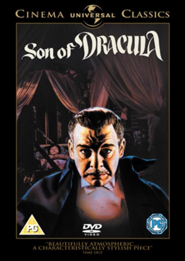 Son of Dracula - 1