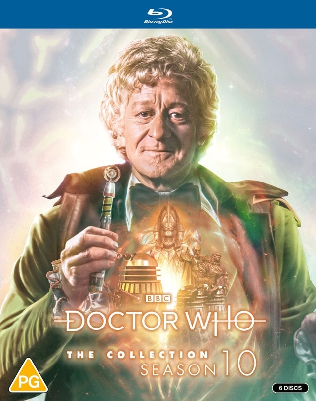 Doctor Who: The Collection - Season 10 - 2