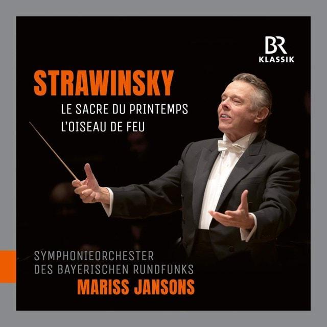 Strawinsky: Le Sacre Du Printemps/L'oiseau De Feu - 1