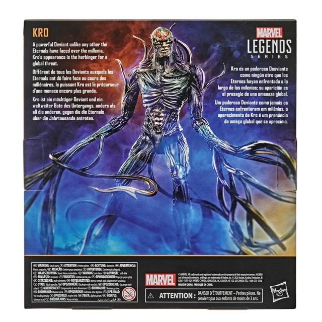 Eternals Kro: Marvel Legends Series Action Figure - 7
