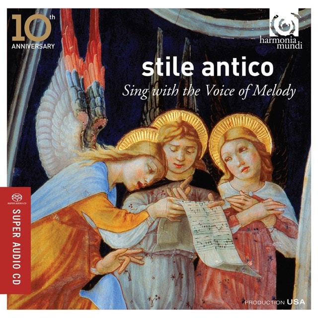 Stile Antico: Sing With the Voice of Melody - 1