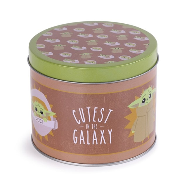 The Mandalorian: Cutest In The Galaxy Mug Gift Set in Tin - 3
