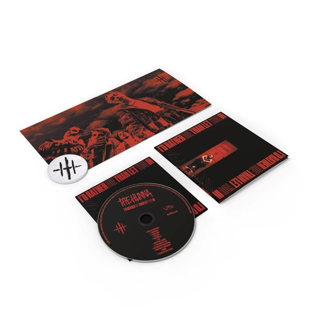 I'd Rather Die Than Let You In (hmv Exclusive) - 2