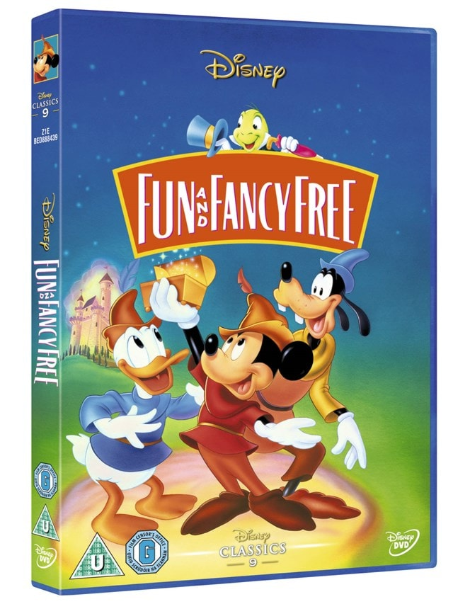 Fun and Fancy Free - 4