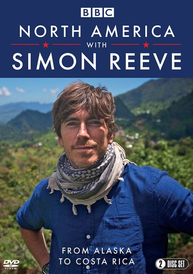 North America With Simon Reeve - 1