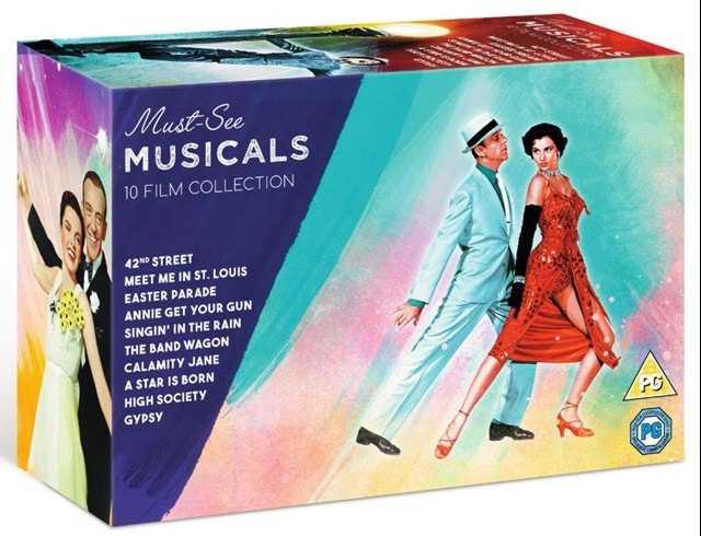 Must See Musicals: 10 Film Collection - 2