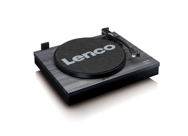 Lenco LS-300 Black Turntable and Speakers - 6