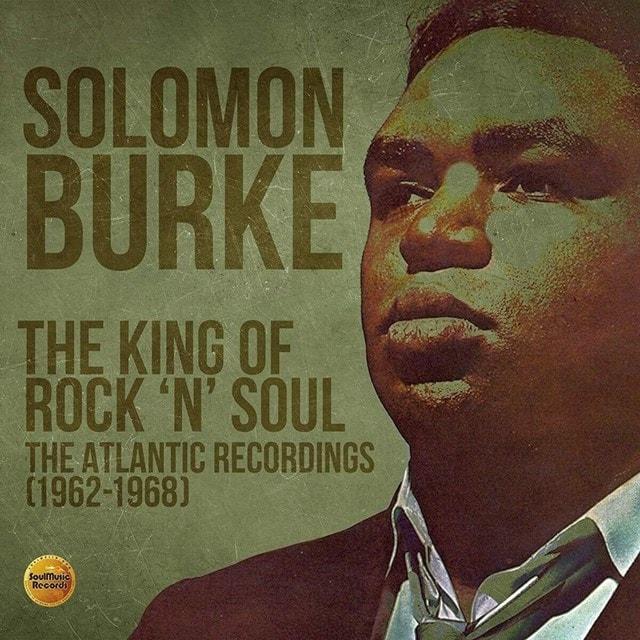 The King of Rock 'N' Soul: The Atlantic Recordings (1962-1968) - 1
