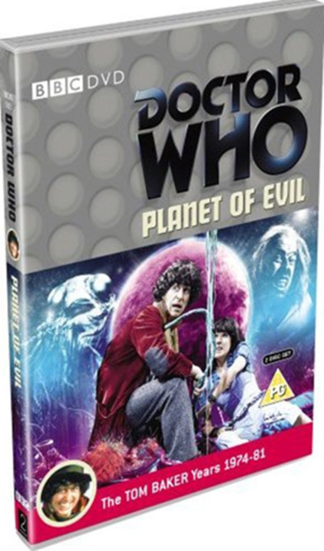 Doctor Who: Planet of Evil - 1